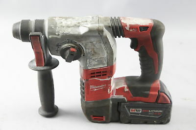 Milwaukee 2605-20 M18 Cordless 7/8 in. SDS+ Rotary Hammer w/ Battery