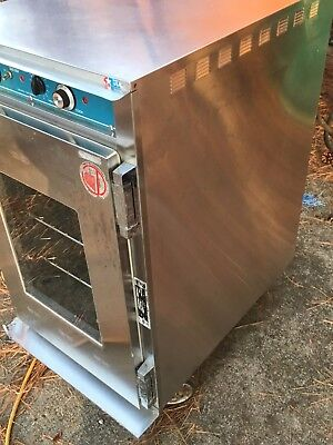 Alto-Shaam 1000-TH/II Deluxe Halo Heat Oven Slow Cook or Hold, superb condition