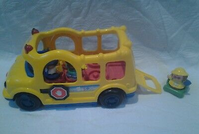 Fisher Price Little People School Bus set