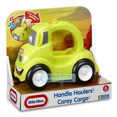 Little Tikes Handle Haulers Carey Cargo with Sound Toddler Truck Floor Play Pret