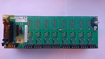 8-Position Analog I/O Backpanel Dataforth SCMPB05-3
