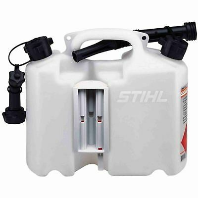 Stihl Combination Combi Can Fuel & Oil Canister Transparent