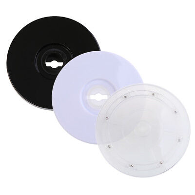 Durable 360 Rotate Turn Table Disc for Exhibitions Shopping Window Office