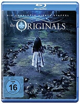 The Originals Staffel 4 Blu-ray NEU OVP