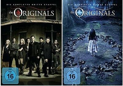 The Originals Staffel 3+4 DVD Set NEU OVP