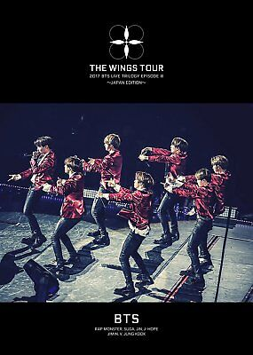 Bts [2017 Bts Live Trilogy Episode Iii The Wings Tour ~Japan Edition~] 2Dvd Le