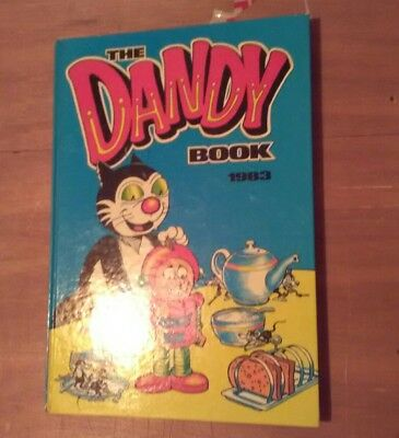 The dandy book annual 1983