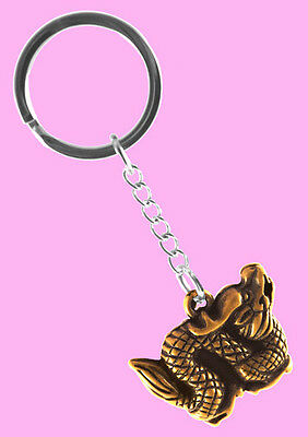 K1163 key chains Stainless Steel key ring tiger design cool man best choose new