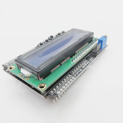LCD Keypad Shield of the LCD1602 character LCD input and output expansion board