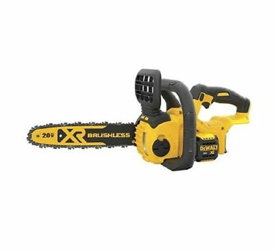 DEWALT DCCS620B 20V MAX Compact Cordless Brushless Chainsaw Kit (No Battery) New