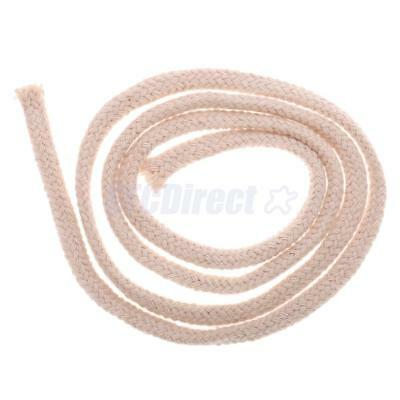 Lab 1M Long Cotton Spare Wicks for Dental/Laboratory/Bunsen Burner Equipment