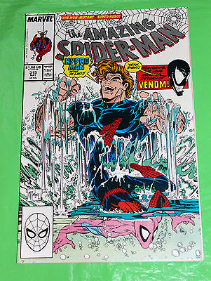 Amazing Spider-Man 315 VF 8.0 Early VENOM - Movie Tom Hardy - Todd McFarlane art