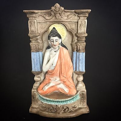 Antique Indian  Asia Buddha 中国西藏 Nepal India Asia China