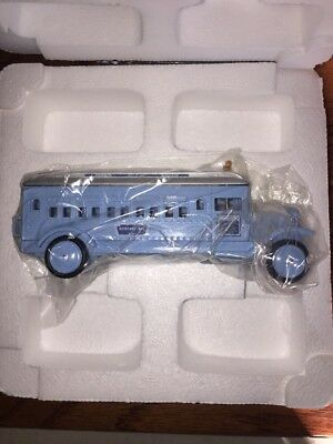 Hallmark Kiddie Car Classics Sidewalk Cruisers 1932 Keystone Coast to Coast Bus
