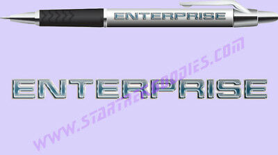 "RARE NEW PEN Star Trek: ENTERPRISE 1st & 2nd Season TITLE 5¾"" Retractable MINT!"