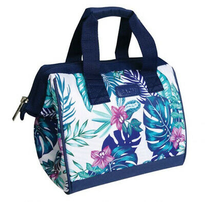 NEW Sachi Style 34 Insulated Lunch Tote Tropical Paradise