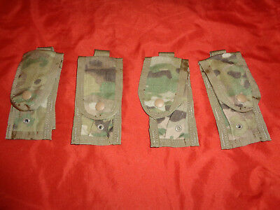 Eagle Industries LOT of 4 * MOLLE 9mm Pistol Pouch USGI * NEW