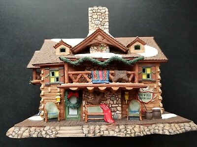 Department 56 New England Village Pine Creek Hunting Lodge #56.57005 ***NEW!***