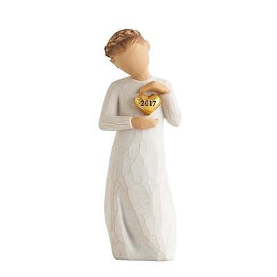 Willow Tree Keepsake 2017 Figurine New Boxed 27602
