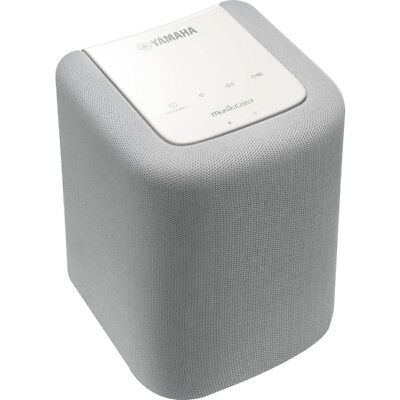Yamaha WX010 +Plus Mini MusicCast Speaker (White)