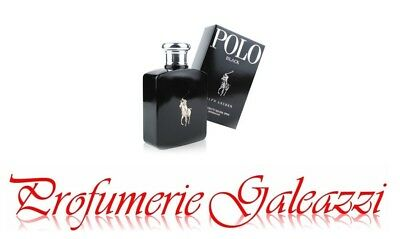 POLO BLACK RALPH LAUREN UOMO EDT NATURAL SPRAY VAPO - 75 ml
