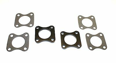 "2 X Sets Of Carb Gaskets & Spacers For Su 1 3/4"" H6 & Hs6 Carbureters"