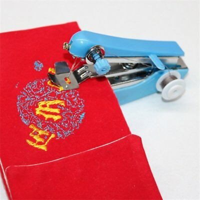 Stitch Sew Quick Portable Hand Held Sewing Machine Handheld Compact Handy ZW3