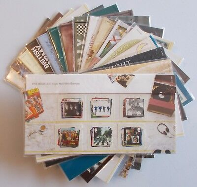 2007 Royal Mail Commemorative Presentation Packs. Each sold separately.