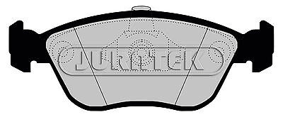 Juratek Quality Brake Pads Front Jcp1285