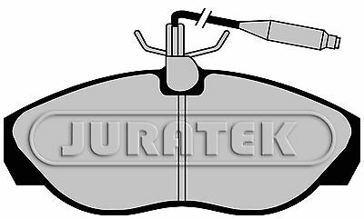 Juratek Quality Brake Pads Front Jcp967
