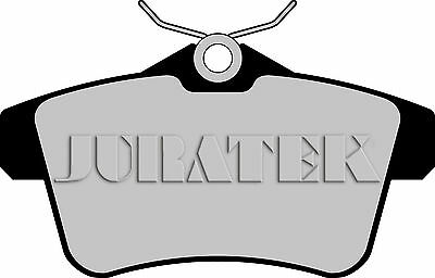 Juratek Quality Brake Pads Rear Jcp8018