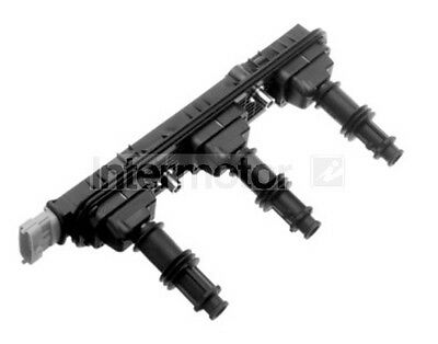 12804 Intermotor Ignition Coil Genuine Oe Quality Replacement