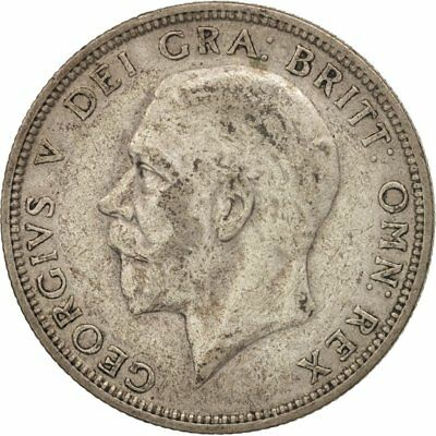 [#480233] Great Britain, George V, Florin, Two Shillings, 1928, VF(30-35)