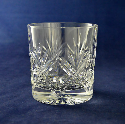 "Edinburgh Crystal ""NESS"" Whiskey Glass – 8.4cms (3-1/4″) Tall"