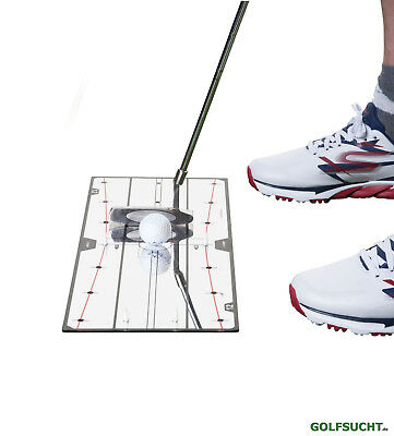 Pure2Improve Putting Spiegel Mirror 12inch Traningshilfe Putttraining
