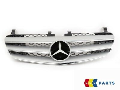 New Genuine Mercedes Benz Mb R Class W251 Amg Front Grill Silver
