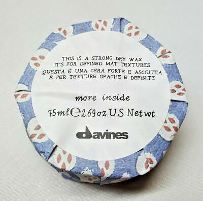 Davines This Is A Strong Dry Wax 75ml 2.69oz