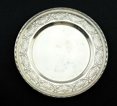 "Wallace Sterling Silver Bread & Butter Plate 6"" Pattern 2899-9"