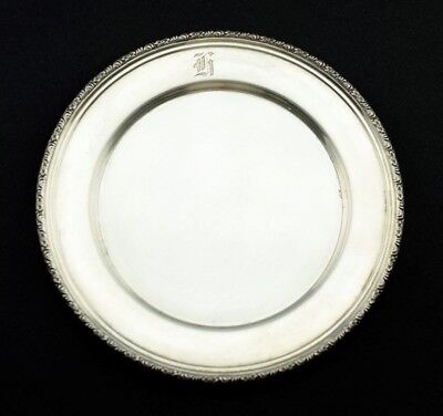 "Lunt / Treasure Sterling Silver Bread & Butter Plate 6"" Pattern 714"