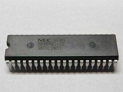 NEC uPD71055C-10 Parallel Interface Unit IC 40-PDIP Package