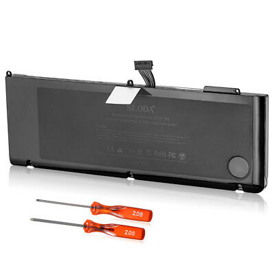 "SLODA New Battery for Apple A1382 A1286,Macbook Pro 15"" Early,Late 2011 Mid 2012"