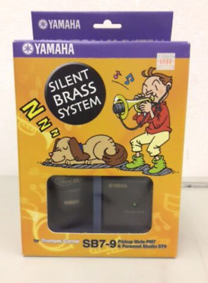 Yamaha SB7-9 Silent Brass System for trumpet or cornet With Tracking Number F/S