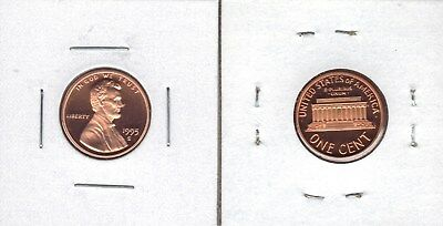 1995-S Proof Lincoln Cent