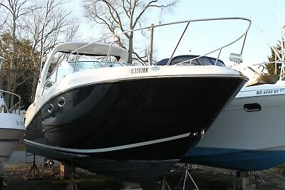2007 Sea Ray sundancer 290 cruiser boat clean title Low Reserve 07
