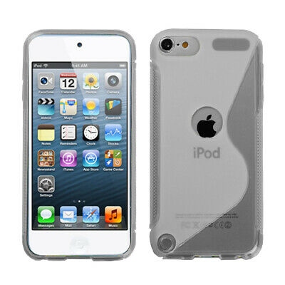 For Apple iPod touch (5th generation) Smoke (S Shape) Candy Skin Case Cover