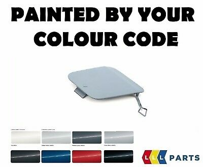 Bmw New Oem F20 F21 Rear Bumper Tow Eye Hook Cover Painted By Your Colour Code