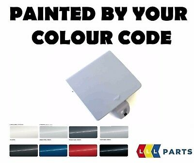 Bmw New F10 M Sport Rear Tow Hook Eye Cover Cap Trim Painted By Your Colour Code