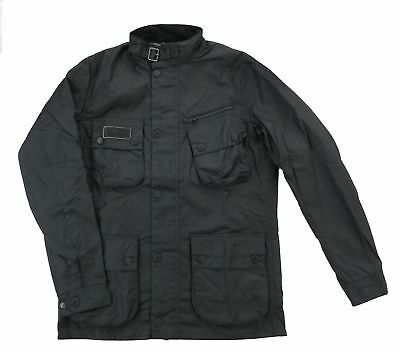 Men's Jacket Barbour Biker Wax Jacket Wax Jacket Outdoor Jacket Weather Jacket