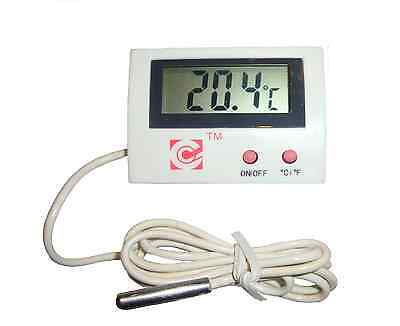 Digital LCD Thermometer - Reptile / Vivarium / Aquarium TH01