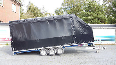 Brian-James-Trailers Car Go Connect 475-6453 - P+P Profi Planenaufbau mit Okö-Sc